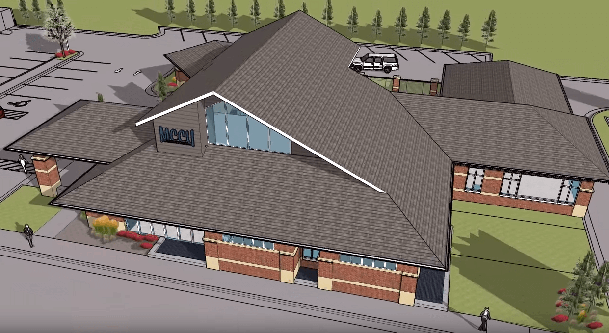 Building for the future at a local credit union