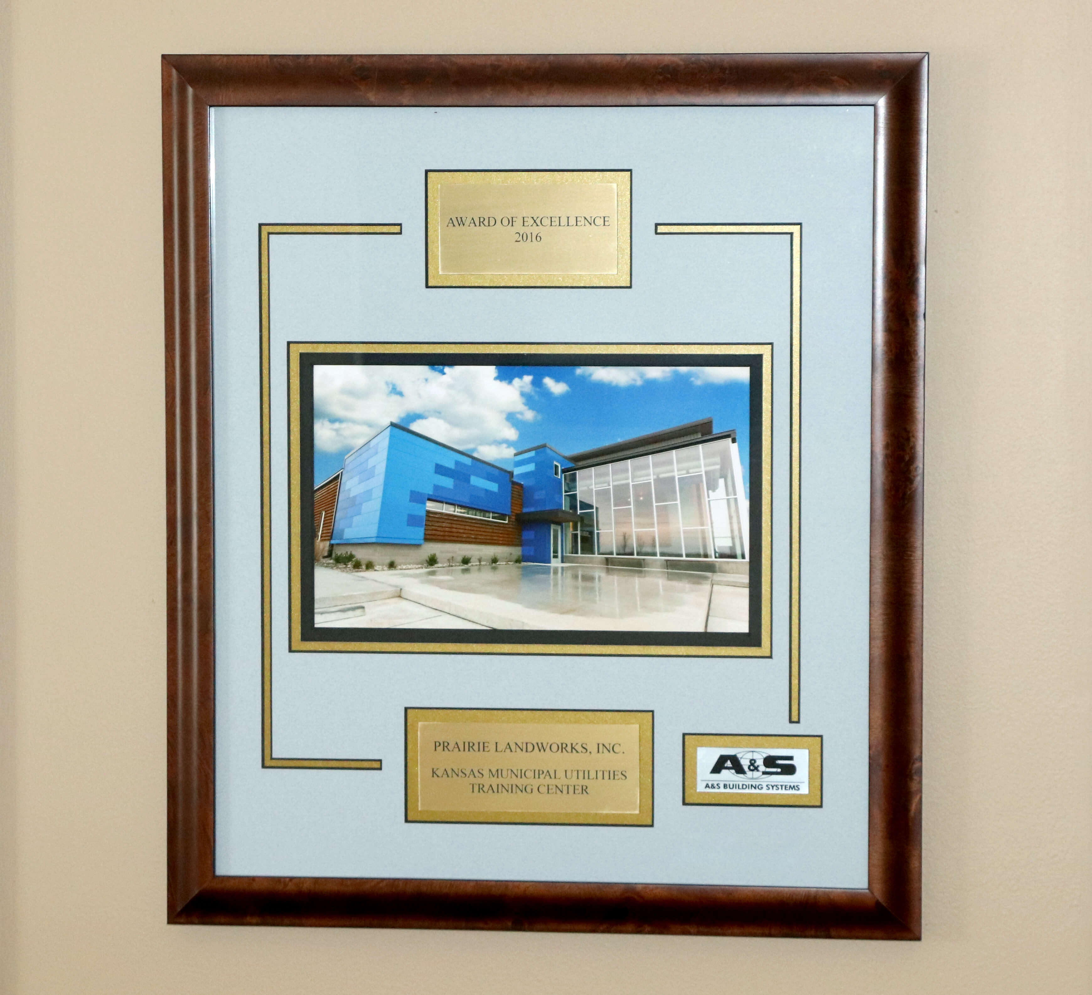 PLI honored with A&S award for KMU Training Center